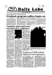 New Mexico Daily Lobo, Volume 083, No 101, 2/22/1980 by University of New Mexico