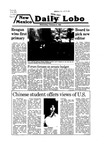New Mexico Daily Lobo, Volume 083, No 104, 2/27/1980 by University of New Mexico