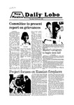 New Mexico Daily Lobo, Volume 083, No 105, 2/28/1980