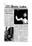 New Mexico Daily Lobo, Volume 083, No 106, 2/29/1980 by University of New Mexico