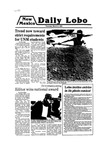 New Mexico Daily Lobo, Volume 083, No 110, 3/6/1980 by University of New Mexico