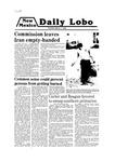 New Mexico Daily Lobo, Volume 083, No 113, 3/11/1980