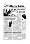 New Mexico Daily Lobo, Volume 083, No 119, 3/26/1980