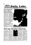 New Mexico Daily Lobo, Volume 083, No 126, 4/4/1980 by University of New Mexico