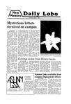 New Mexico Daily Lobo, Volume 083, No 127, 4/7/1980