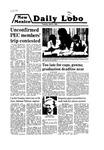 New Mexico Daily Lobo, Volume 083, No 128, 4/8/1980