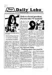 New Mexico Daily Lobo, Volume 083, No 130, 4/10/1980 by University of New Mexico