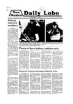 New Mexico Daily Lobo, Volume 083, No 131, 4/11/1980 by University of New Mexico