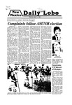 New Mexico Daily Lobo, Volume 083, No 132, 4/14/1980 by University of New Mexico