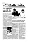 New Mexico Daily Lobo, Volume 083, No 133, 4/15/1980 by University of New Mexico