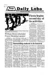 New Mexico Daily Lobo, Volume 083, No 134, 4/16/1980 by University of New Mexico