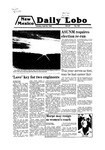New Mexico Daily Lobo, Volume 083, No 138, 4/22/1980 by University of New Mexico