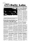 New Mexico Daily Lobo, Volume 083, No 142, 4/28/1980 by University of New Mexico