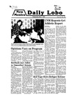 New Mexico Daily Lobo, Volume 083, No 147, 5/7/1980 by University of New Mexico