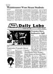 New Mexico Daily Lobo, Volume 083, No 154, 7/17/1980 by University of New Mexico