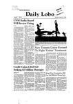 New Mexico Daily Lobo, Volume 085, No 2, 8/25/1980