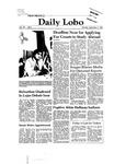 New Mexico Daily Lobo, Volume 085, No 9, 9/4/1980