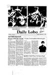 New Mexico Daily Lobo, Volume 085, No 12, 9/9/1980 by University of New Mexico