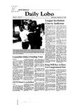 New Mexico Daily Lobo, Volume 085, No 13, 9/10/1980