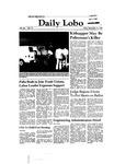 New Mexico Daily Lobo, Volume 085, No 15, 9/12/1980