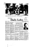 New Mexico Daily Lobo, Volume 085, No 18, 9/17/1980 by University of New Mexico