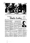 New Mexico Daily Lobo, Volume 085, No 18, 9/17/1980