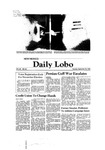 New Mexico Daily Lobo, Volume 085, No 22, 9/23/1980 by University of New Mexico