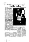 New Mexico Daily Lobo, Volume 085, No 23, 9/24/1980 by University of New Mexico