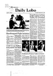 New Mexico Daily Lobo, Volume 085, No 24, 9/25/1980