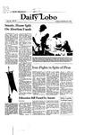 New Mexico Daily Lobo, Volume 085, No 27, 9/30/1980