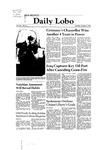 New Mexico Daily Lobo, Volume 085, No 31, 10/6/1980