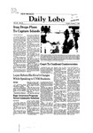 New Mexico Daily Lobo, Volume 085, No 32, 10/7/1980