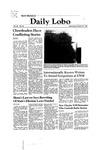 New Mexico Daily Lobo, Volume 085, No 43, 10/22/1980