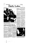 New Mexico Daily Lobo, Volume 085, No 46, 10/27/1980
