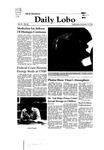 New Mexico Daily Lobo, Volume 085, No 58, 11/12/1980