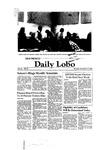 New Mexico Daily Lobo, Volume 085, No 59, 11/13/1980