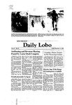 New Mexico Daily Lobo, Volume 085, No 60, 11/14/1980