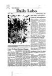 New Mexico Daily Lobo, Volume 085, No 61, 11/17/1980