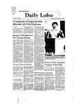 New Mexico Daily Lobo, Volume 085, No 63, 11/19/1980