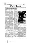 New Mexico Daily Lobo, Volume 085, No 66, 11/24/1980