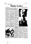 New Mexico Daily Lobo, Volume 085, No 68, 11/26/1980