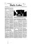 New Mexico Daily Lobo, Volume 085, No 72, 12/4/1980