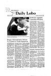 New Mexico Daily Lobo, Volume 085, No 80, 1/22/1981