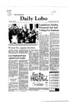 New Mexico Daily Lobo, Volume 085, No 81, 1/23/1981