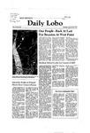 New Mexico Daily Lobo, Volume 085, No 82, 1/26/1981