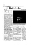New Mexico Daily Lobo, Volume 085, No 88, 2/3/1981