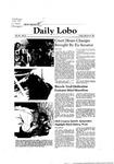 New Mexico Daily Lobo, Volume 085, No 91, 2/6/1981