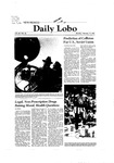 New Mexico Daily Lobo, Volume 085, No 92, 2/9/1981