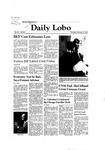 New Mexico Daily Lobo, Volume 085, No 95, 2/12/1981