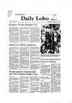 New Mexico Daily Lobo, Volume 085, No 99, 2/18/1981